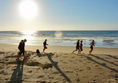 Miles of Algarve sand to keep fit - Ocean Blue Portugal Active Holidays OceanBlue Portugal Algarve