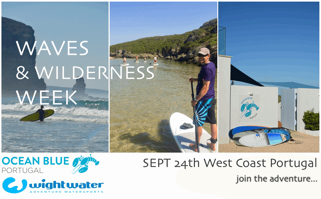 Waves & Wilderness Week 2018
