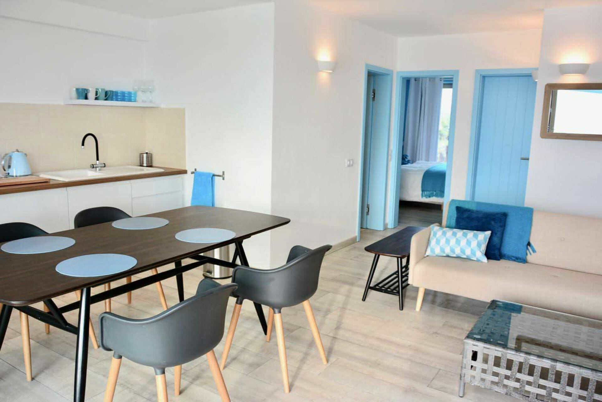 Azul 2 Bedroom Apartment (1) Ocean Blue Portugal Active Holidays Algarve