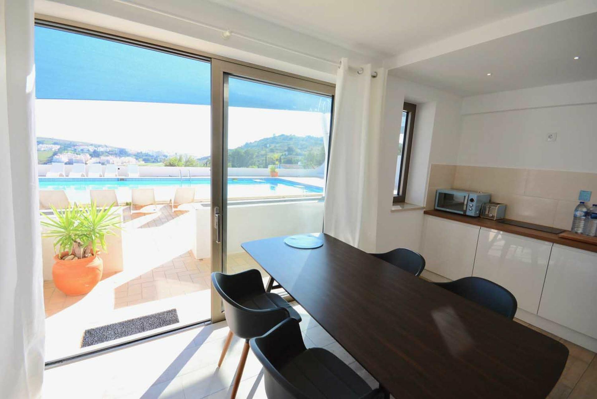 Azul 2 Bedroom Apartment (2) Ocean Blue Portugal Active Holidays Algarve