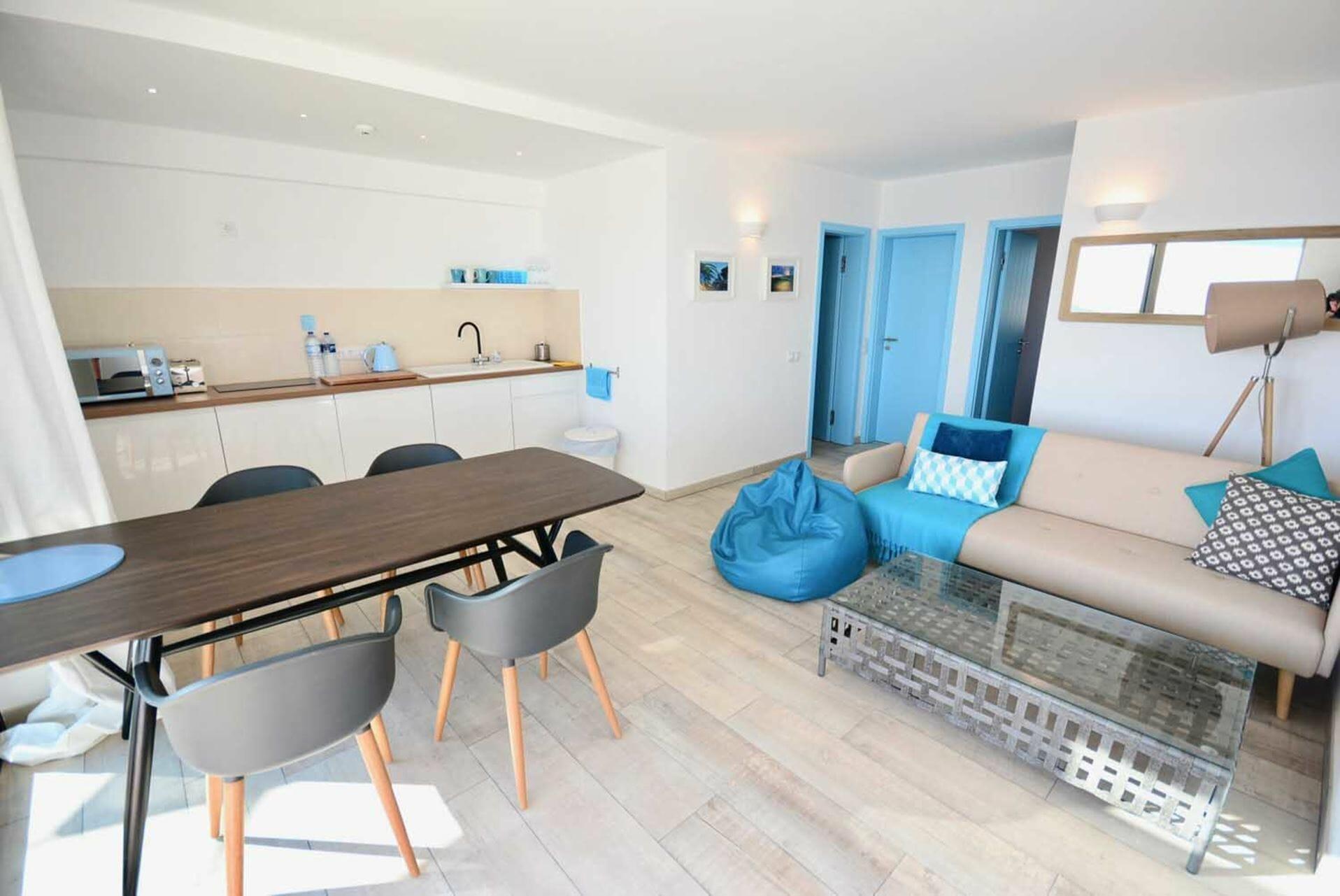 Azul 2 Bedroom Apartment (3) Ocean Blue Portugal Active Holidays Algarve