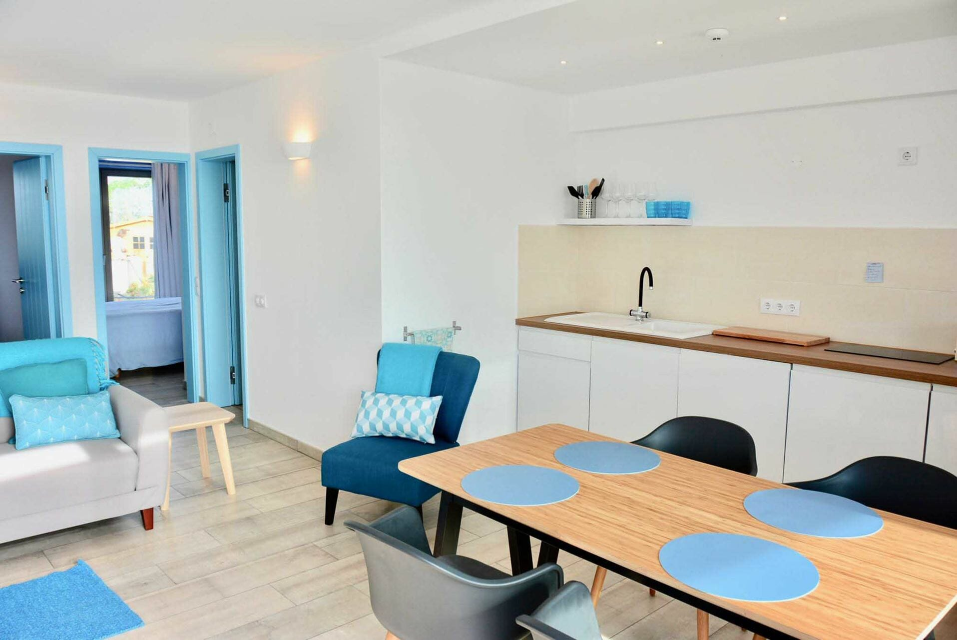 Lagoona 2 Bedroom Apartment (1) Ocean Blue Portugal Active Holidays Algarve