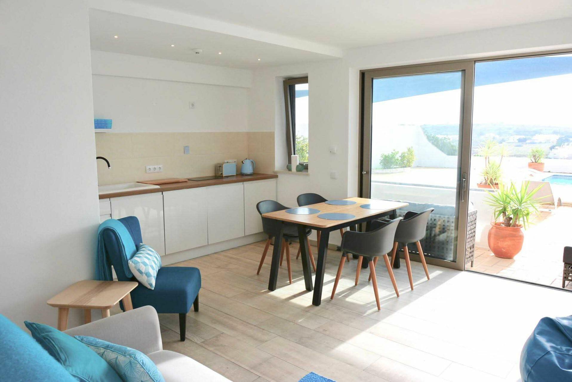 Lagoona 2 Bedroom Apartment (2) Ocean Blue Portugal Active Holidays Algarve