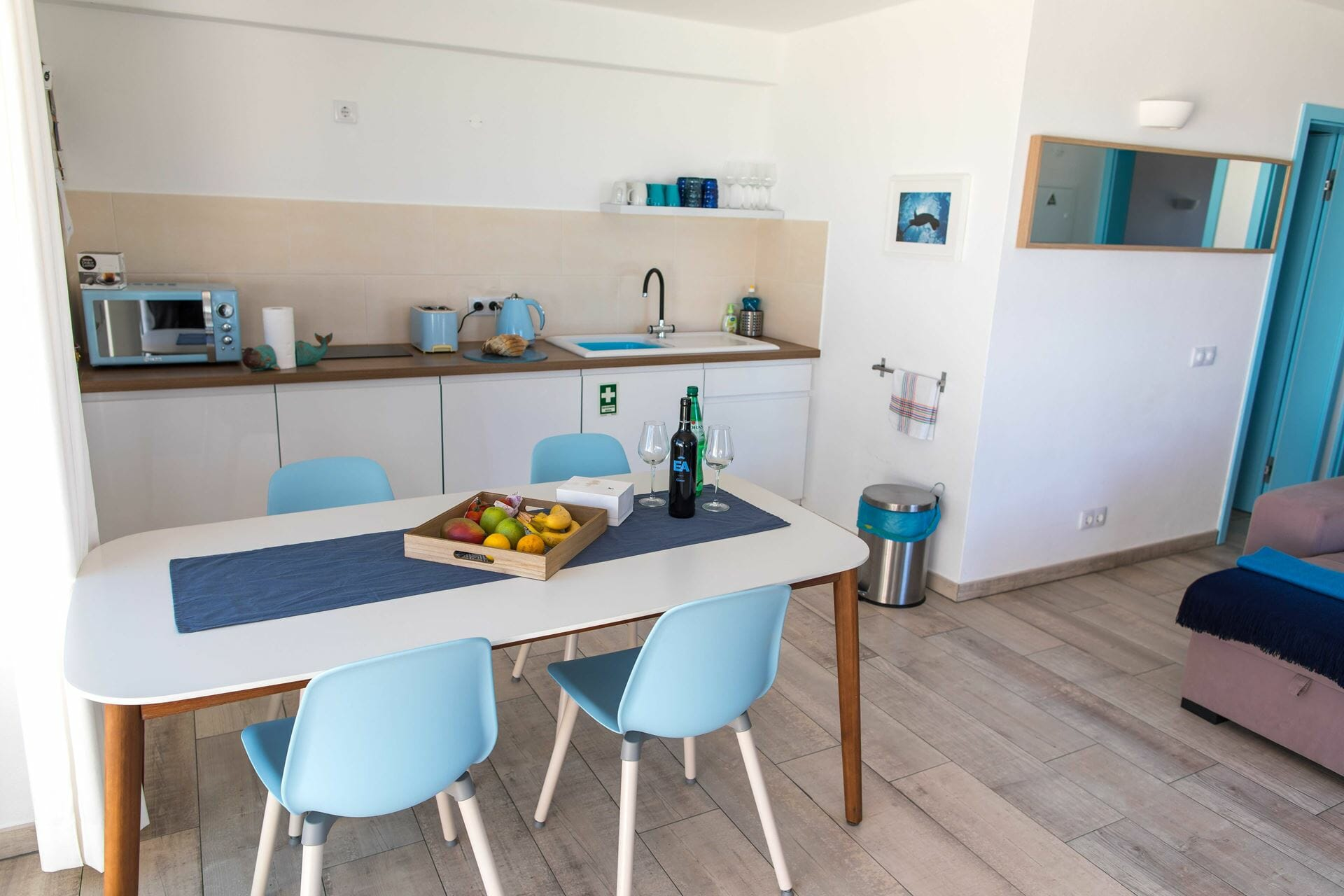 Oceano 2 Bedroom Apartment (10) Ocean Blue Portugal Active Holidays Algarve