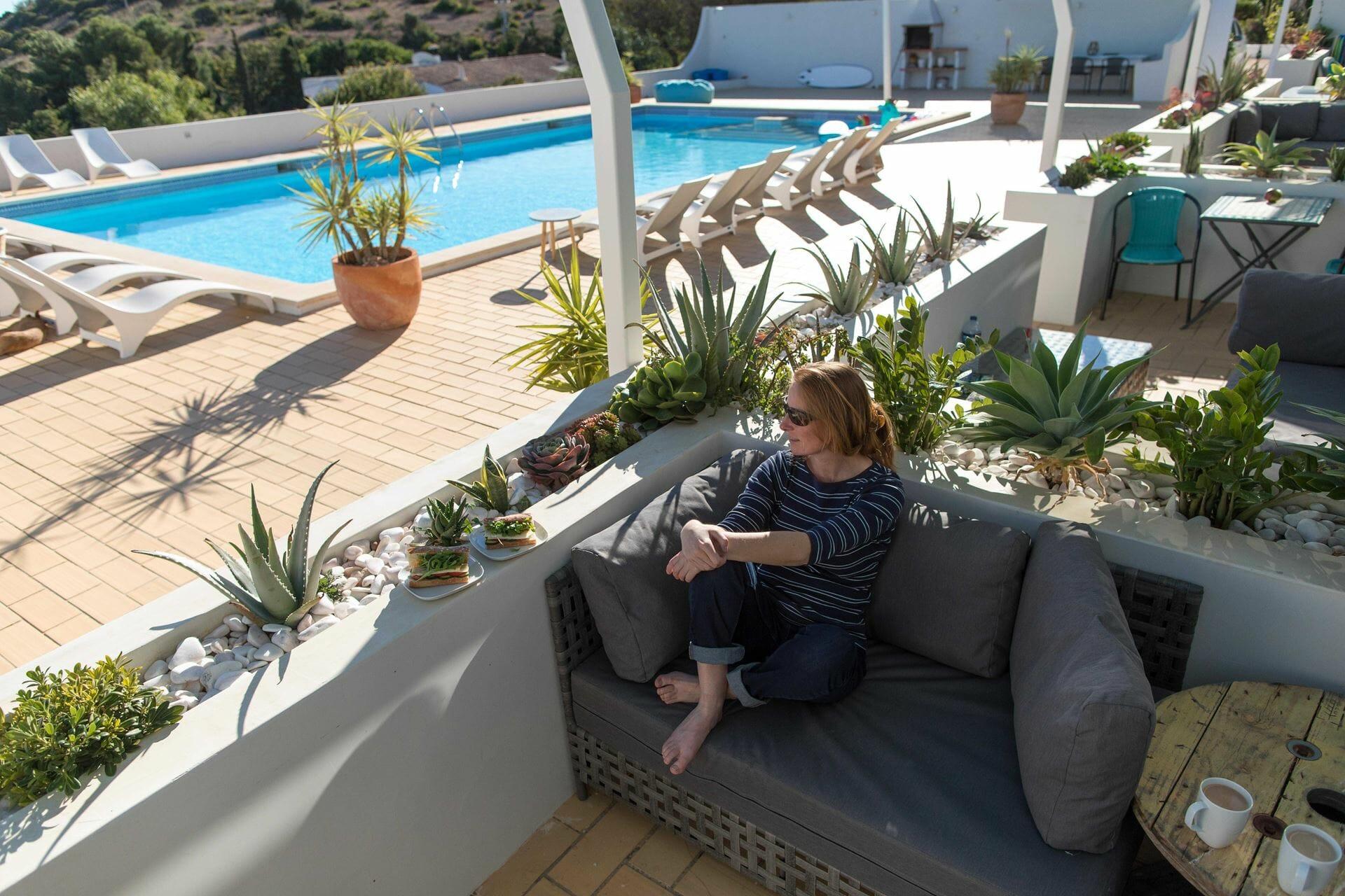 Oceano 2 Bedroom Apartment (11) Ocean Blue Portugal Active Holidays Algarve