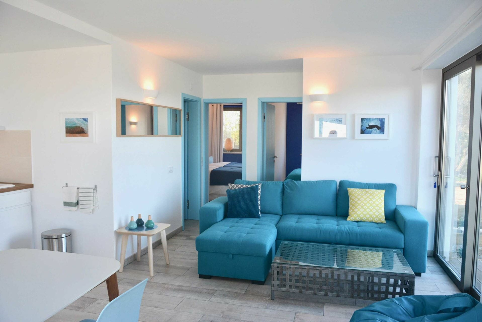 Oceano 2 Bedroom Apartment (5) Ocean Blue Portugal Active Holidays Algarve