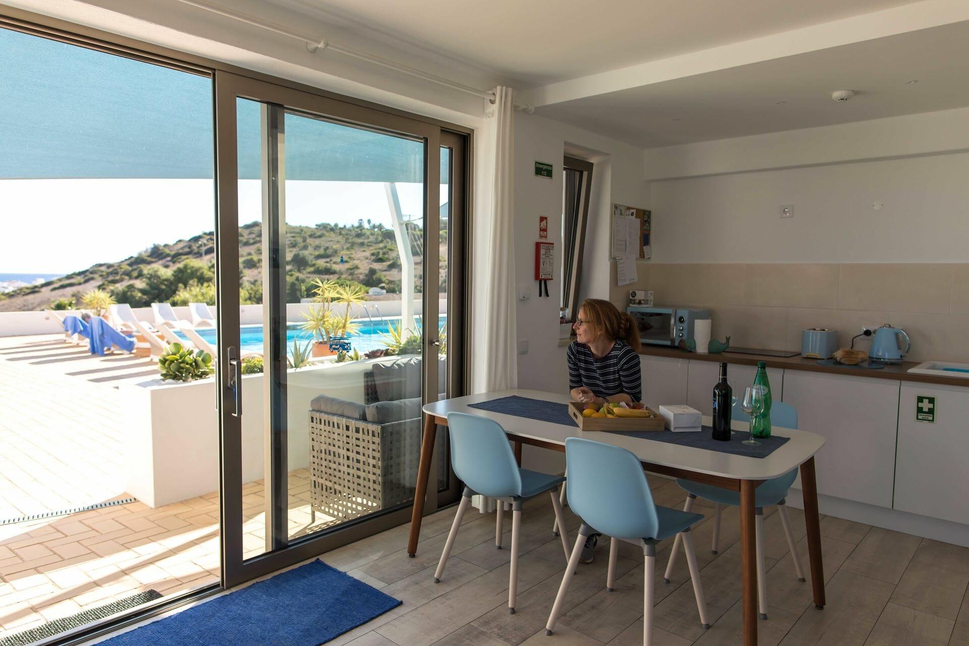Oceano 2 Bedroom Apartment (8) Ocean Blue Portugal Active Holidays Algarve