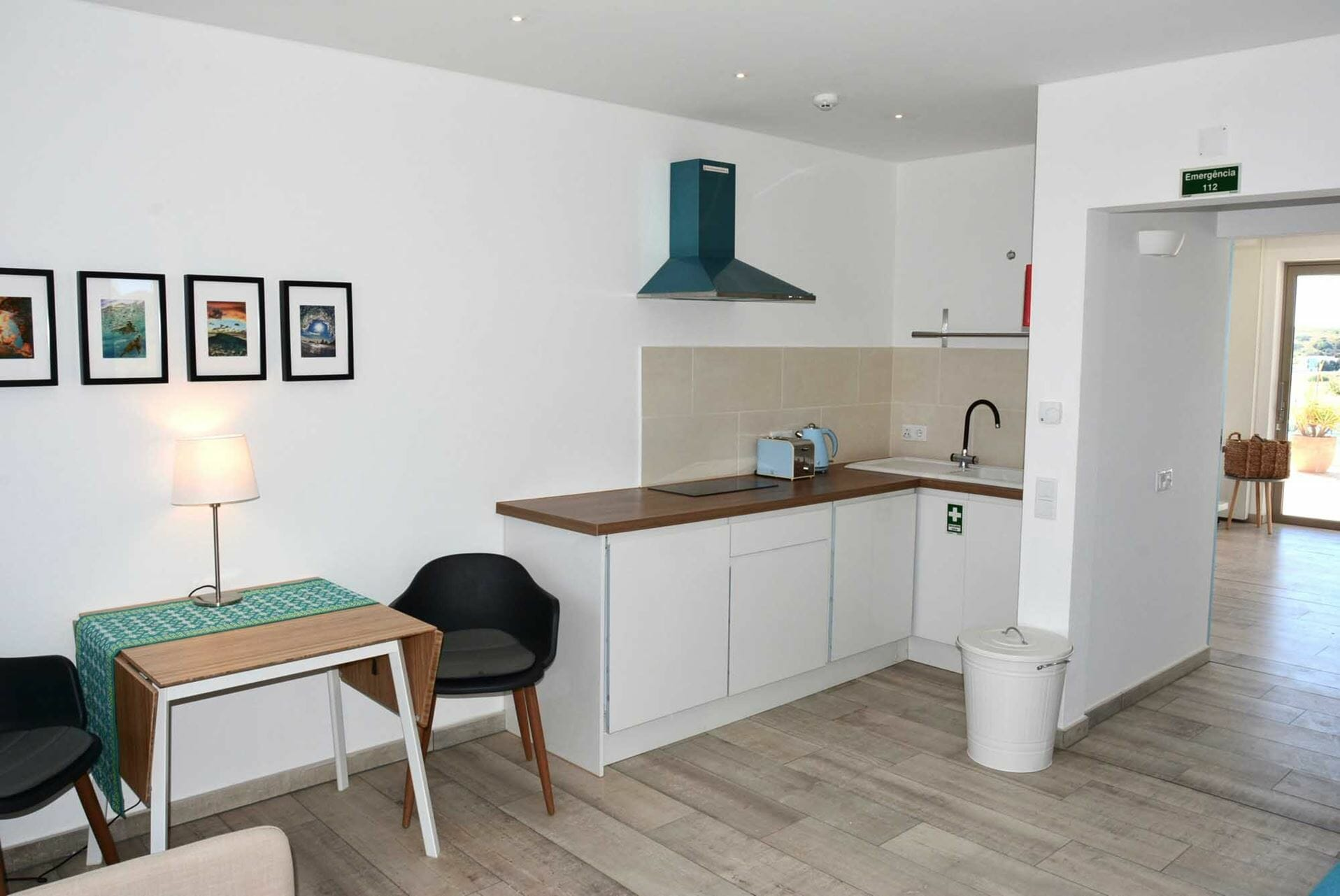 Sapphire 1 Bedroom Apartment (4) Ocean Blue Portugal Active Holidays Algarve