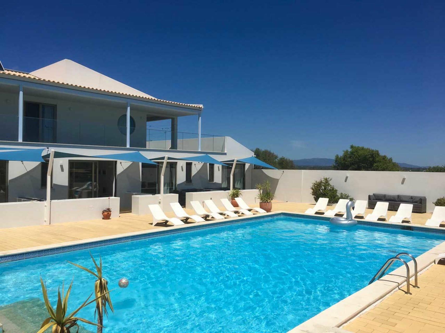Sapphire 1 Bedroom Apartment (8) Ocean Blue Portugal Active Holidays Algarve